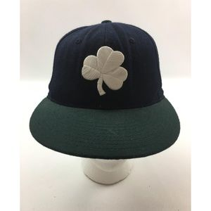 Zephyr 3D Embroider Norte Dame Shamrock Hat